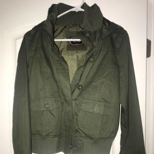 New Olive jacket